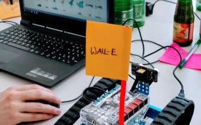 Programmieren & Robotik bei ADLER Tirol