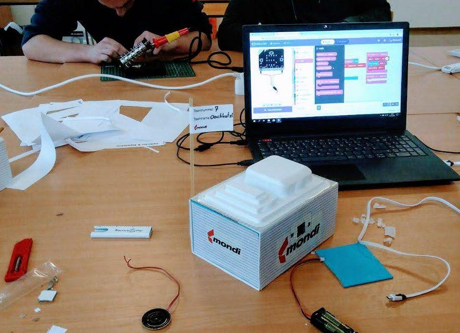Paper goes digital – bei Mondi