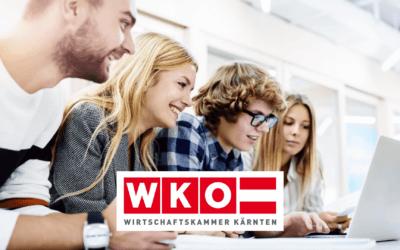 Anmeldung zum Lehrlingshackathon Kärnten