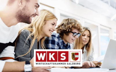 Anmeldung zum Lehrlingshackathon Salzburg
